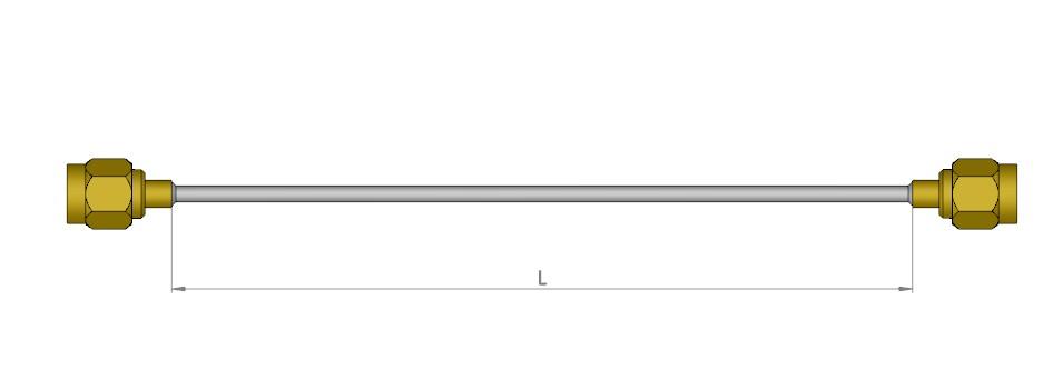 Semi Rigid Cable Assemblies : Semi rigid cable assemblies zhenjiang kerui electronic
